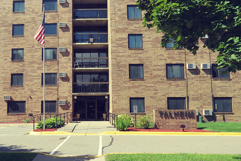 Talheim Apartments independent living exterior